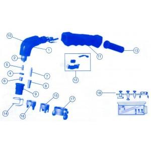 CIRKEL SNIJ APPARAAT PLASMA X603/X903