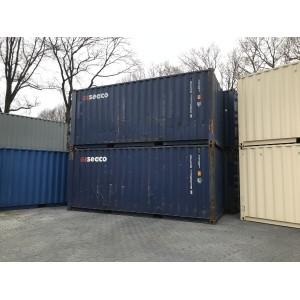 Container gebruikt blauw 20ft.