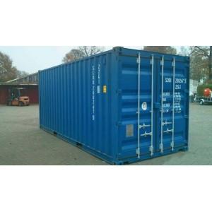 20 ft Container Gebruikt nieuwstaat