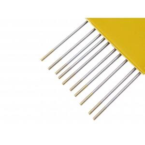 Wolfraamstift goud 1.6mm