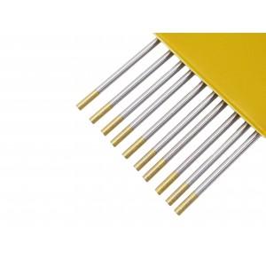 Wolfraamstift goud 2.4mm