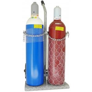 Zuurstof O2 gasvulling (200 atm.)