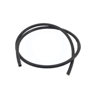 Gassslang zwart (per meter)