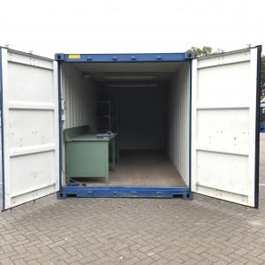 Werkplaats container
