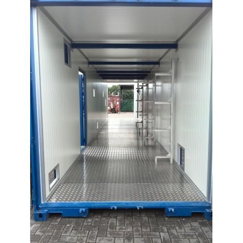 40 ft container op maat gemaakt