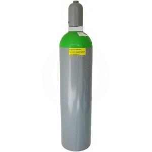 Corgon gasvulling (200 atm.)