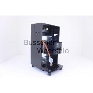 Gaskachel APEX 30 KW +Reduceer met slang
