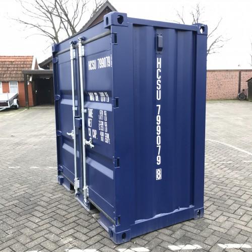 4 ft. Container nieuw