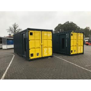 Containers op maat gemaakt