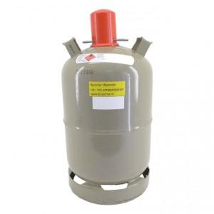 Propaangas vulling midden fles 11 KG