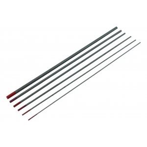 Wolframstift rood 2.4mm